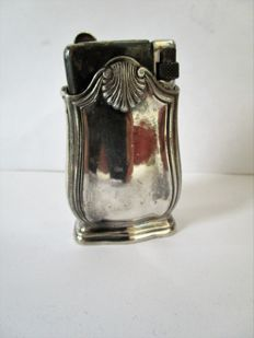 Christofle Gallia - lighter case - table lighter - good condition