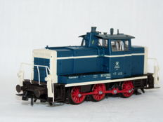 "Dingler Ho - 006753 - Diesel locomotive Series BR V60 ""locomotive 4"" of the Deutsche Post Philatelie"