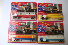 Various - Scale 1/87 - Lot with 89 models from 1997 to 2006