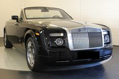 Rolls-Royce - Phantom Drophead - 2008