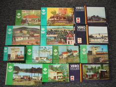 Vero TT/H0 - Lot with 13 unbuilt buildings