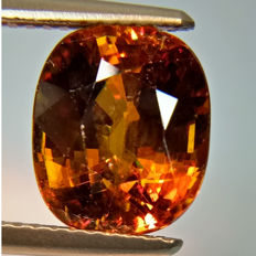 Sphene - 5.17 ct