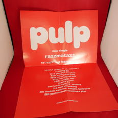 A lot of PULP rarities (Alternative) Rock - Jarvis Cocker