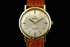 Omega Seamaster DeVille automatic steel-gold