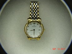 ETERNA women's watch (original, not a replica), steel/partially hard gold-plating