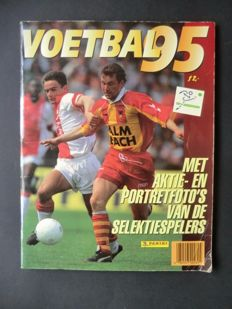 Panini - Voetbal 95 - Complete album - In good condition.
