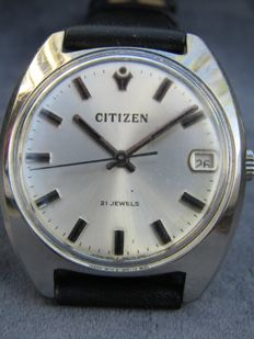 Citizen - men's wristwatch - 1970s