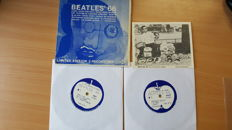 Beatles - Very Rare unofficial limited edition double EP - Beatles '66  A live concert in Japan