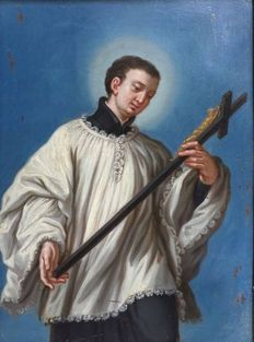 Anonymous (late 18th century) San Luigi Gonzaga
