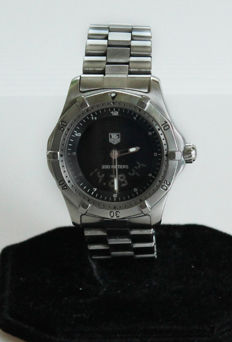 TAG HEUER 2000 Series Multifunction WK111A-0 - Mens Wristwatch - 2006