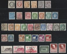 Norway - Stamp selection