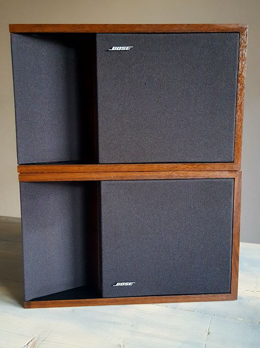 bose 205 direct reflecting speakers catawiki. Black Bedroom Furniture Sets. Home Design Ideas