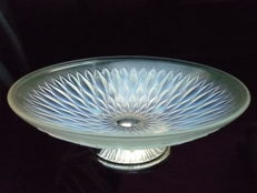 Art Deco Opalescent bowl