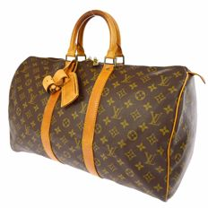 Louis Vuitton Keepall 45 - Boston Travel Bag