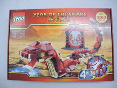 LEGO creator - 10250 - year of the snake Special Edition 2013 [465]