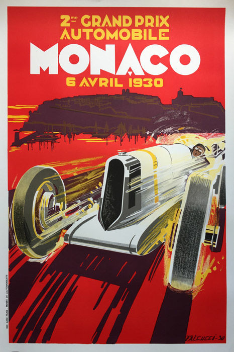 Falcucci - Grand Prix Automobile of Monaco (1930) - 1985