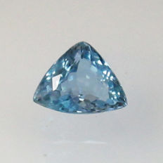 1.27 ct - Aquamarine - No Reserve Price