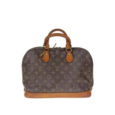 Louis Vuitton - Monogram Alma PM hand bag - *** No Minimum Price ***