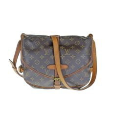 Louis Vuitton - Monogram Saumur 30 shoulder bag - *No Minimum Price*