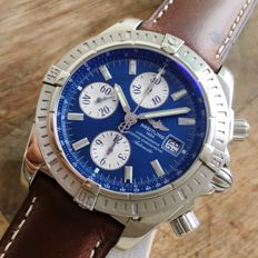 Breitling Evolution Chronomat XXL size 43mm ref. A13356 - Men´s Watch
