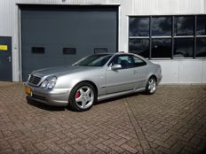 Mercedes Benz - CLK 320 Coupe - 1999