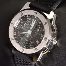 MEYERS Fly Racer One Chronograph  - Mens Wristwatch