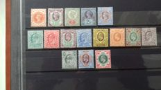 Great Britain - Selection Stamps Stanley Gibbons Between 197/314