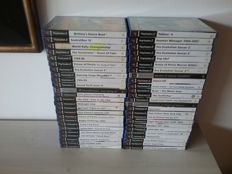 50 PS2 Games (Most Are Complete With Manuals)