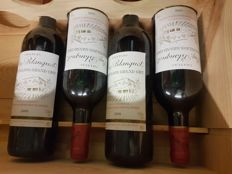 2000 Chateau Puy Blanquet, Saint-Emilion Grand Cru - 6 bottles (75cl)