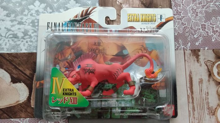 Red XIII Final Fantasy VII Extra Knights