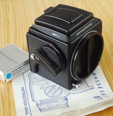 Hasselblad 501C black camera body - from 1995.