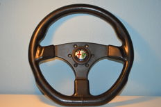 Alfa Romeo Raid sports steering wheel 34 cm