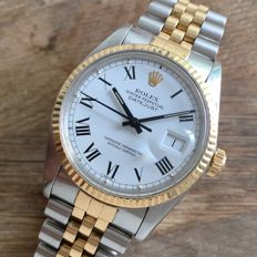 Rolex Oyster Perpetual Datejust  Ref.: 16013 – Men´s Watch – 1986
