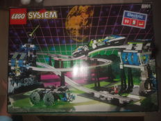 Space - 6991 - Monorail Transport Base