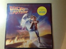 Back To The Future Soundtrack, Various Artists And Alan Silvestri; Episode I And III