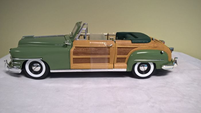 Motor city classics scale 1 18 chrysler town country Motor city car auction