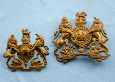 British World War 2 Army Badges