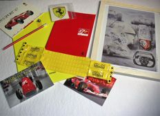 Special lot of Ferrari's 50 years