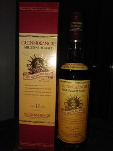 Glenmorangie Millennium malt - 12 years old