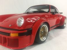 Minichamps - Scale 1/12 - Porsche 911 934 Turbo 1976 - Red