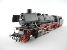 Roco H0 - 43244 - Steam locomotive BR 41 of the DB, with oil tender [504]