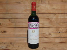 1988 Chateau Mouton Rothschild, Pauillac Premier Grand Cru Classé - 1 bottle (75cl)