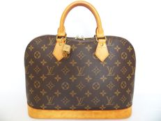 Louis Vuitton - Alma + LV padlock (303) with key -*No Minimum Price*