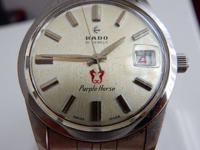 Rado men's watch from the 70s