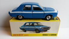 Dinky Toys-France - Scale 1/43 - Renault 12 Gordini, rare version