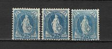 Switzerland 1854/1957 - Selection between  Michel 15/646