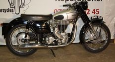 Norton - 19S 600 cc TV - 1957