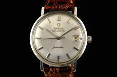 Omega Seamaster DeVille automatic steel