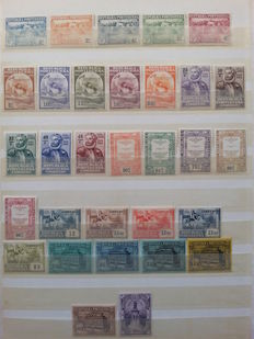 Portugal 1924/1940 – Stamp Selection.