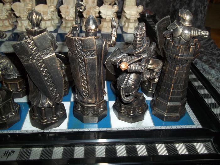 Harry Potter Chess Set Catawiki